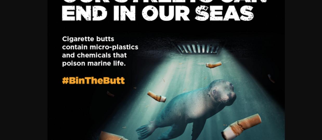 Cover Image for #BinTheButt Lielbritānija