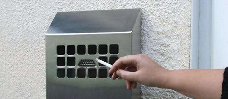 Cover Image for Izmet cigarešu izsmēķi pareizi - atkritumu tvertnē!