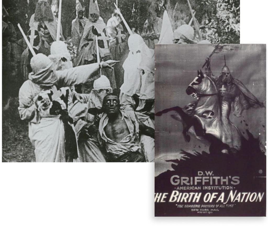 Scene and movie artwork for The Birth of a Nation