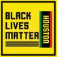 Black Lives Matter Houston logo