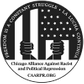 Chicago Alliance Against Racist and Political Repression logo