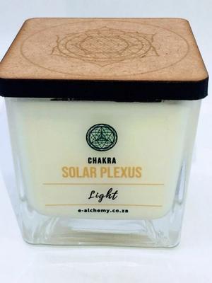Solar Plexus Chakra Candle