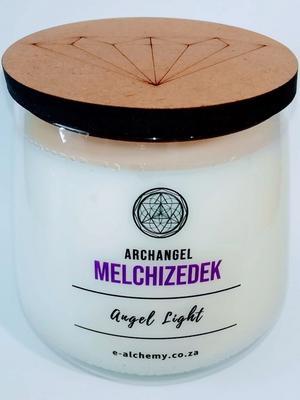 Archangel Melchizedek Candle