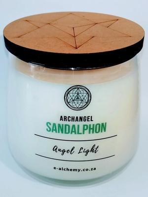 Archangel Sandalphon Candle
