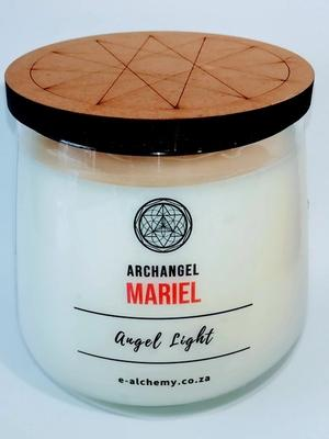 Archangel Mariel Candle