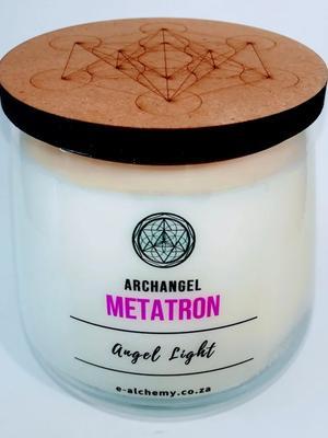 Archangel Metatron Candle