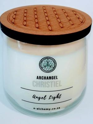Archangel Christiel Candle