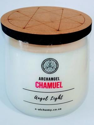 Archangel Chamuel Candle