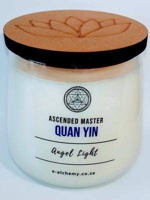 Quan Yin Candle