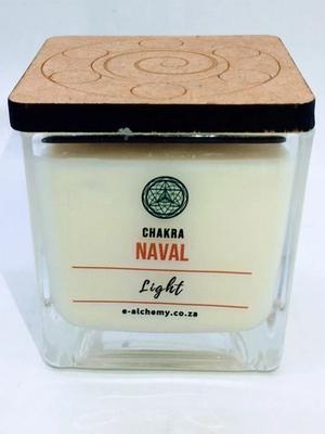 Naval Chakra Candle