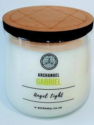 Archangel Gabriel Candle