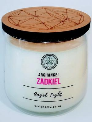 Archangel Zadkiel Candle