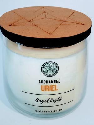 Archangel Uriel Candle