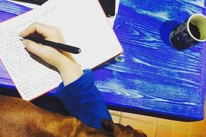 How a gratitude practice led to journaling and so much more Image