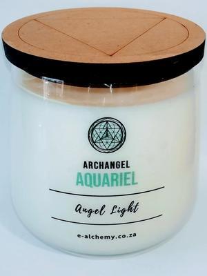 Archangel Aquariel Candle
