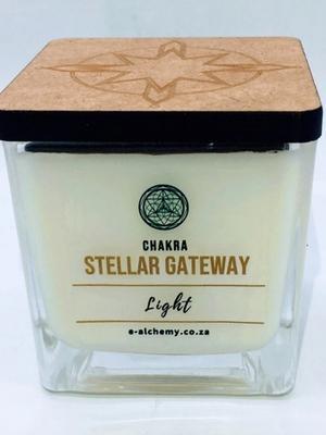 Stellar Gateway Chakra Candle