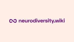 Banner showing logo for neurodiveristy.wiki