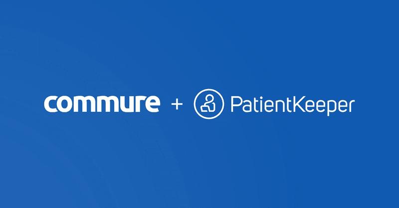 Commure + PatientKeeper