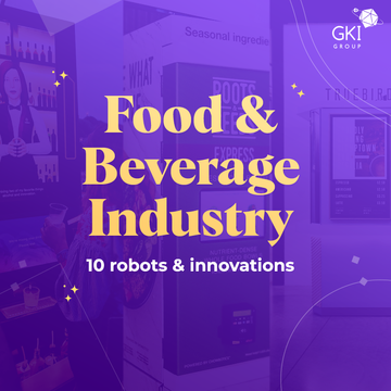 10 robots for the food and beverage industry that will automate your business in 2021