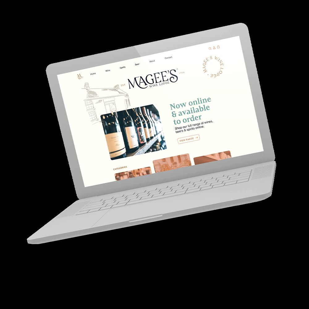 Background image to support Mindset's E-commerce work