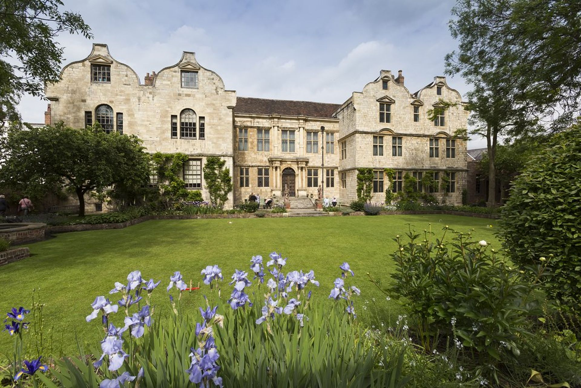 Treasurer's House in York was gifted to the National Trust by the industrialist Frank Green in 1930 National Trust