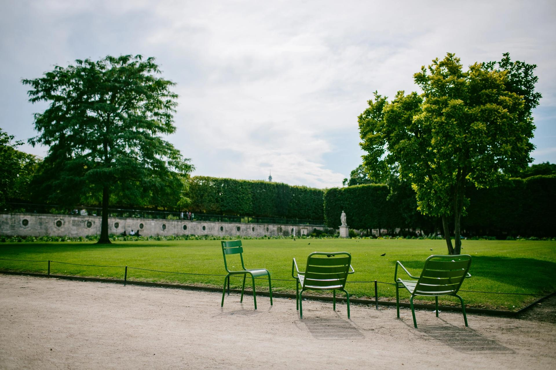 The Tuileries Gardens in Paris will be the home of the new memorial commemorating victims of slavery © Kris Atomic