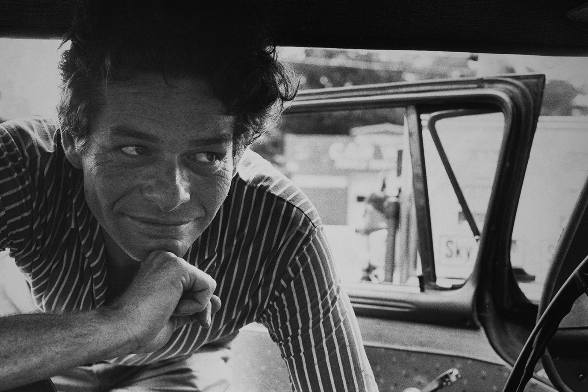 Portrait of Garry Winogrand Judy Teller