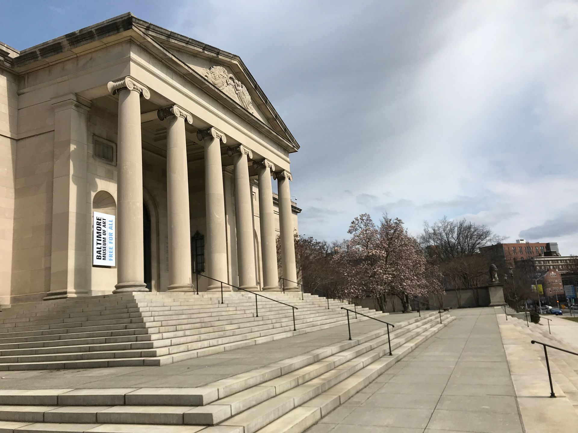 The Baltimore Museum of Art, which has taken an expansive view of the potential uses of proceeds from deaccessioning