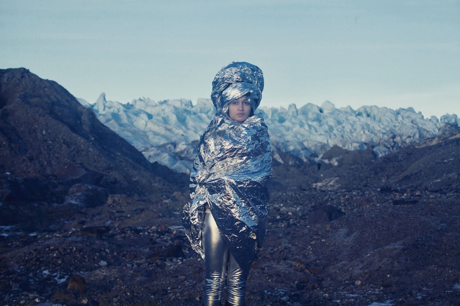 """Himali Singh Soin's """"we are opposite like that"""" uses the Arctic landscape to explore otherness"""