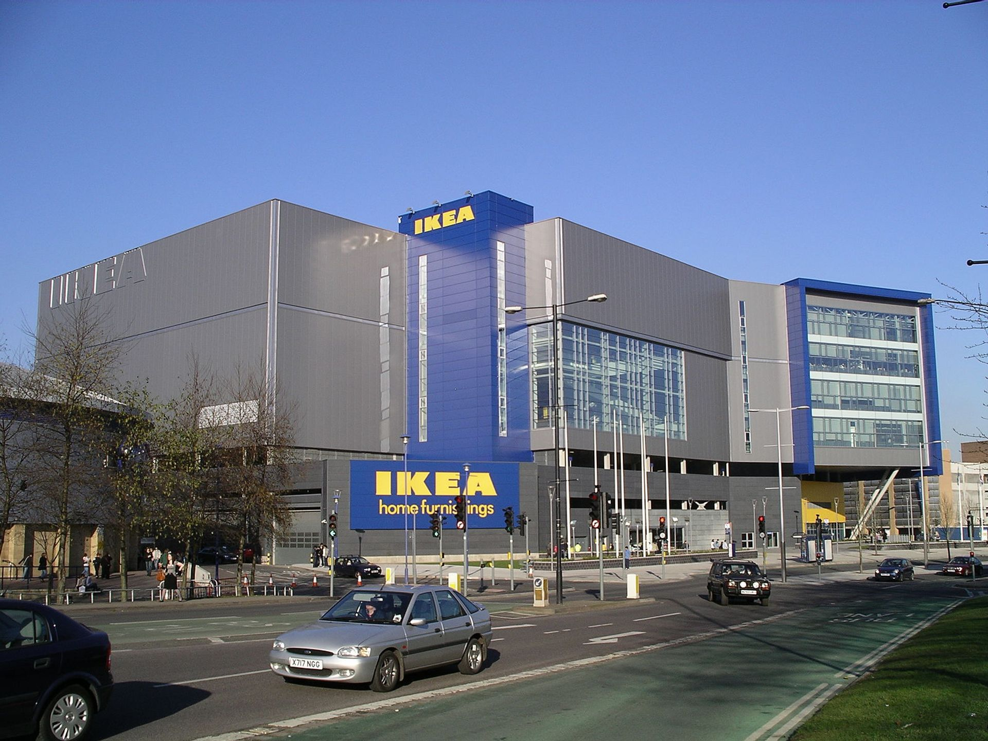 This former IKEA store in Coventry could soon house much of the UK's national art collection