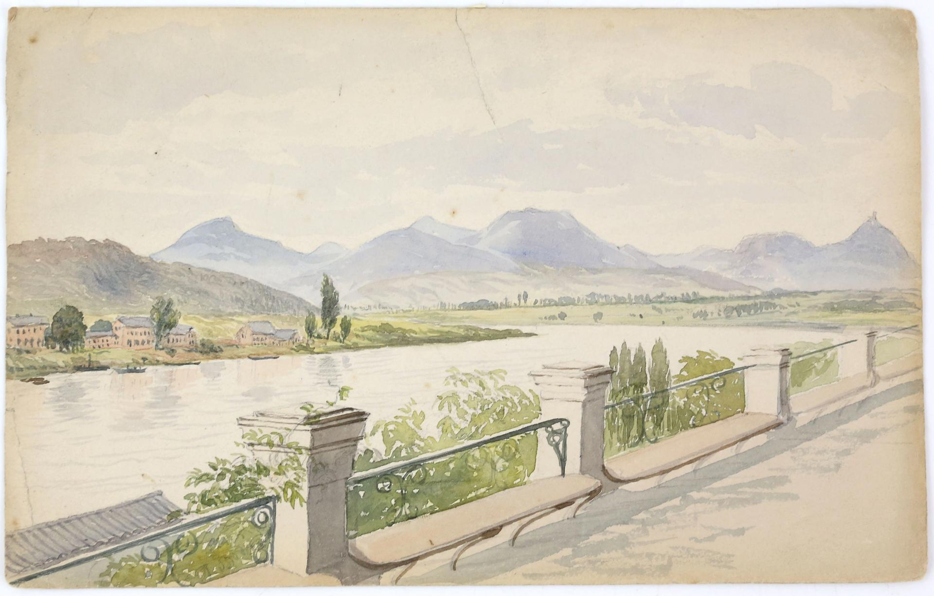 Although she published extensively, the feminist and social justice campaigner Josephine Butler was never known as an artist Courtesy of Ewbank's Auctions