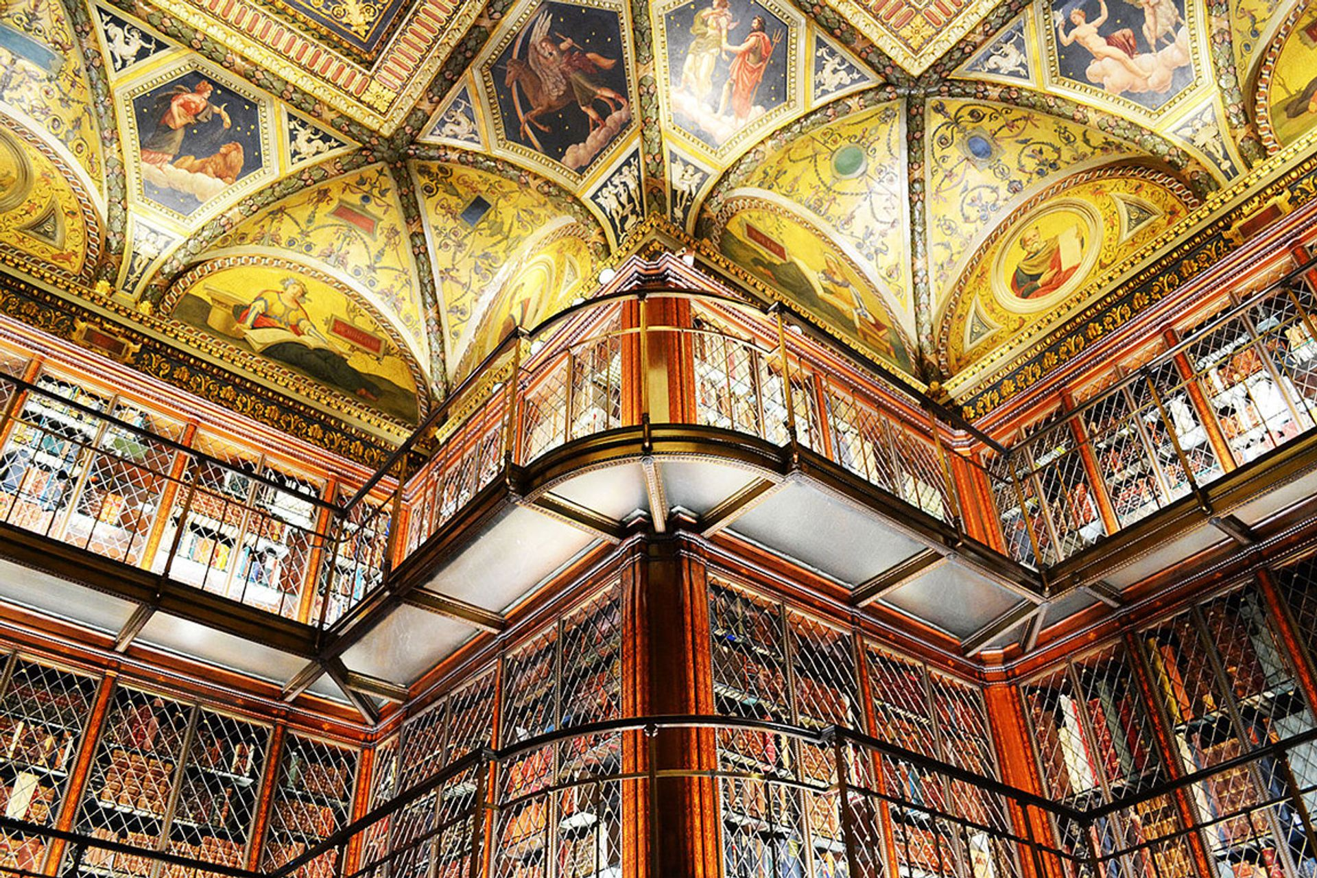 The Morgan Library and Museum in New York