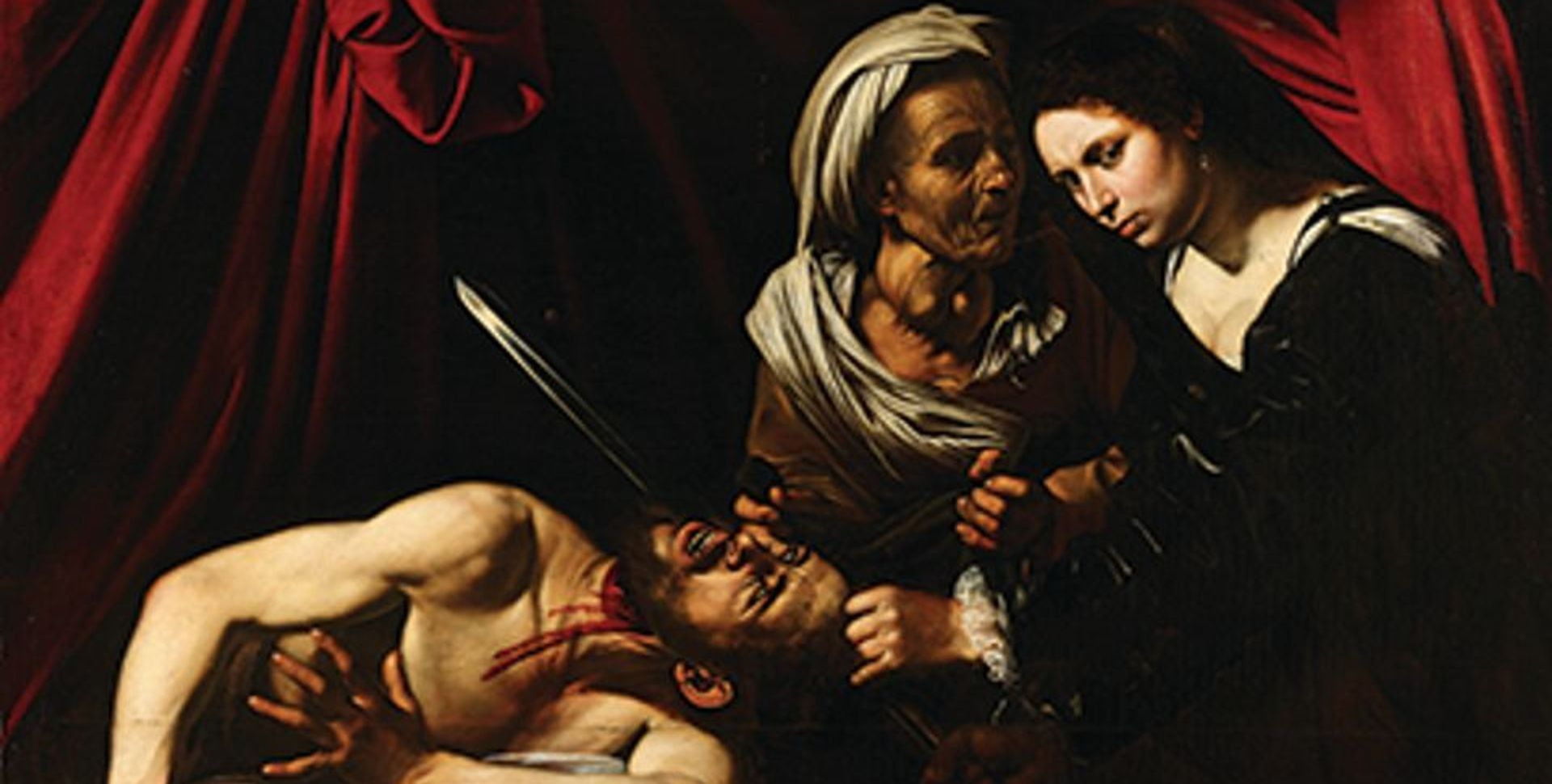 Judith and Holofernes was rediscovered in a French farmhouse Cabinet Turquin