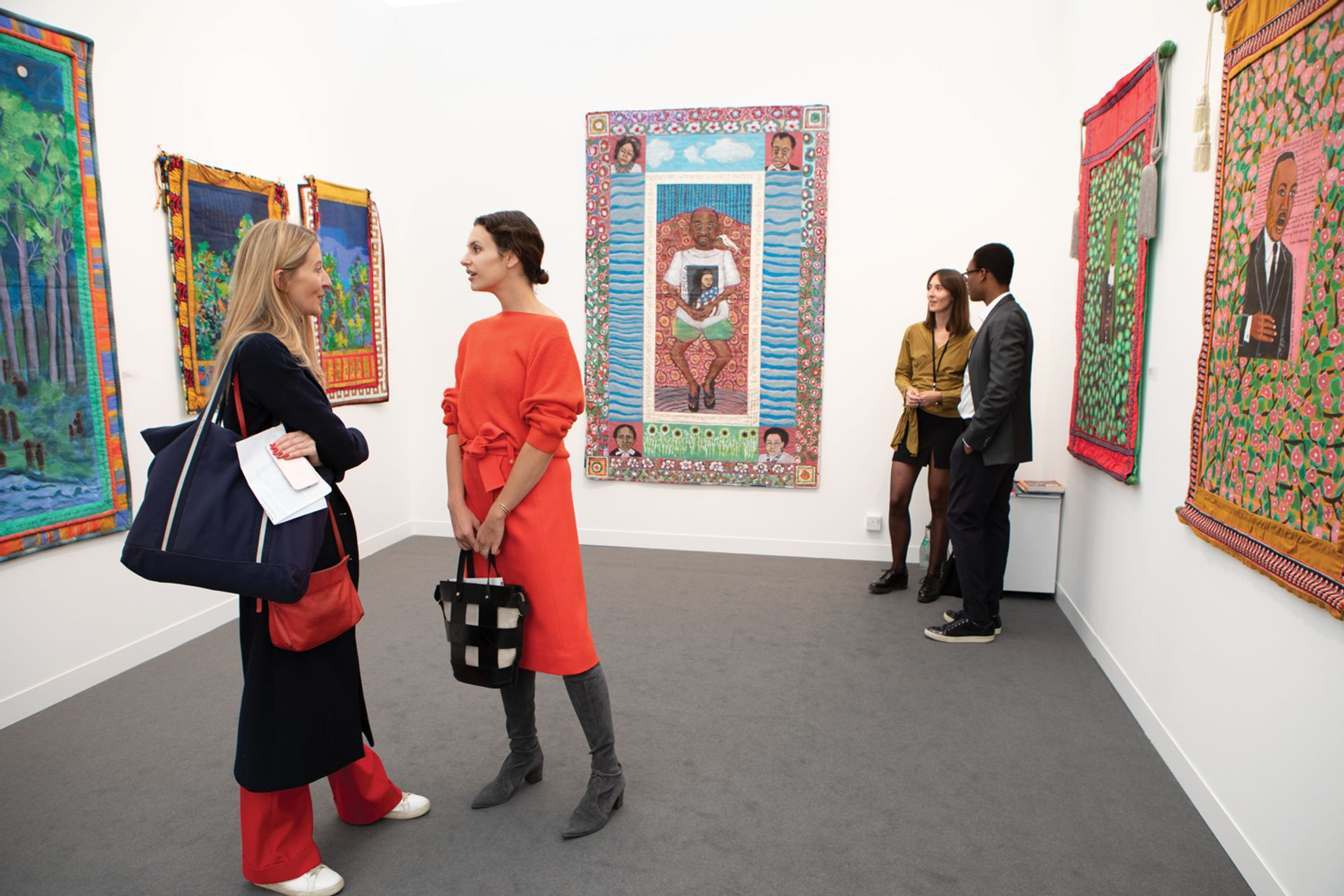 Frieze London 2018 David Owens / The Art Newspaper
