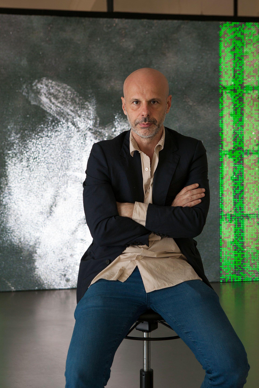 Philippe Parreno Photo: Andrea Rossetti