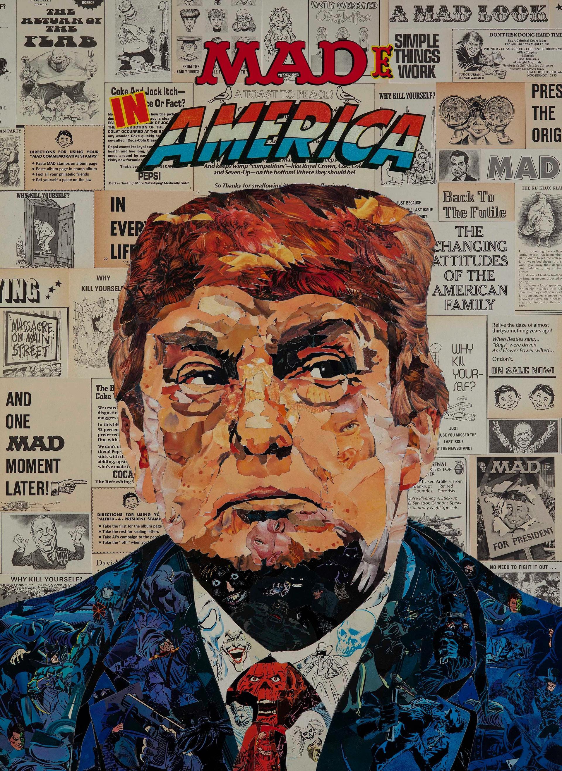Ben Turnbull, MADe In America, 2019 courtesy the artist
