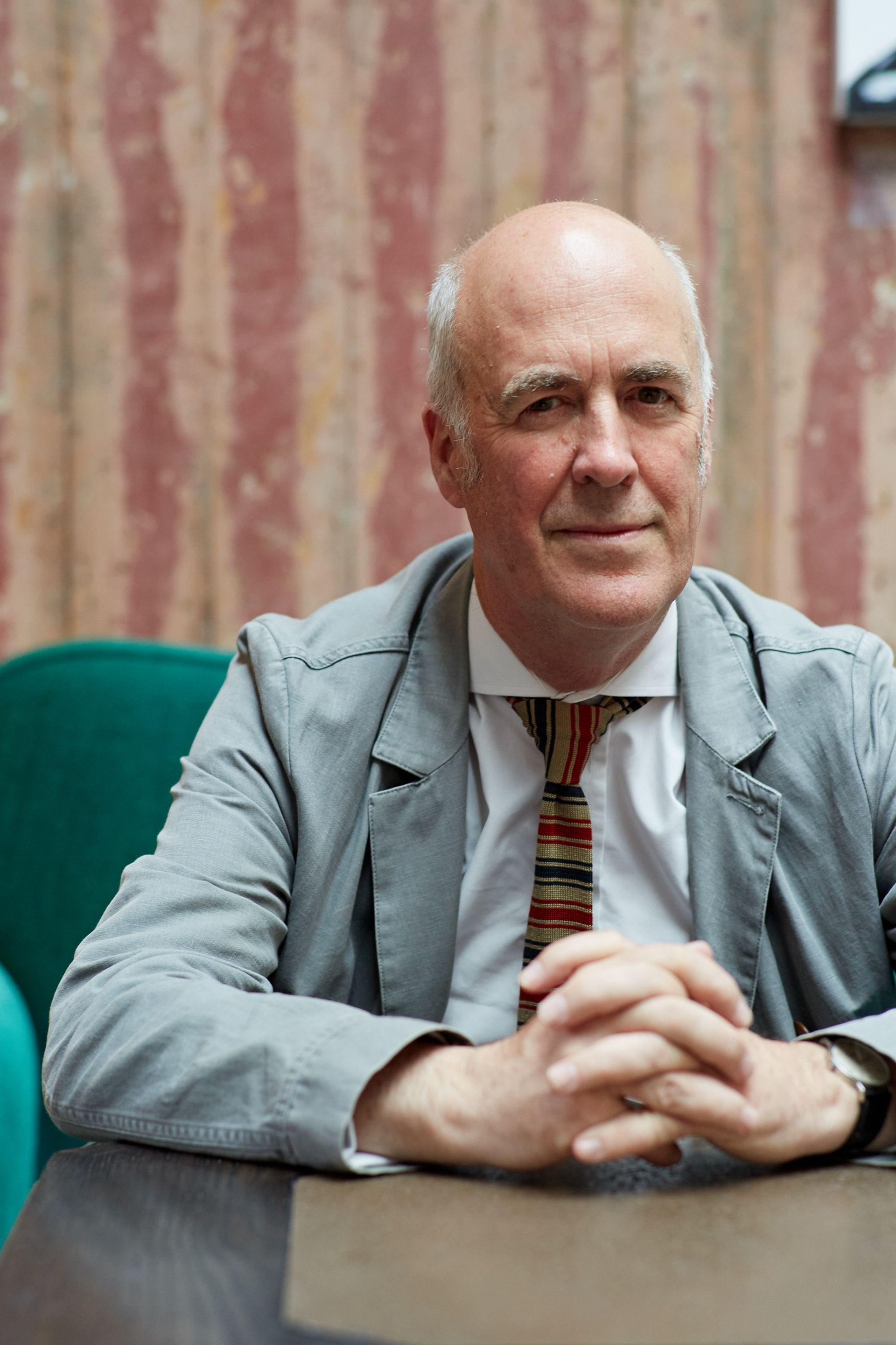 Charles Saumarez Smith Courtesy of the RA © Cat Garcia