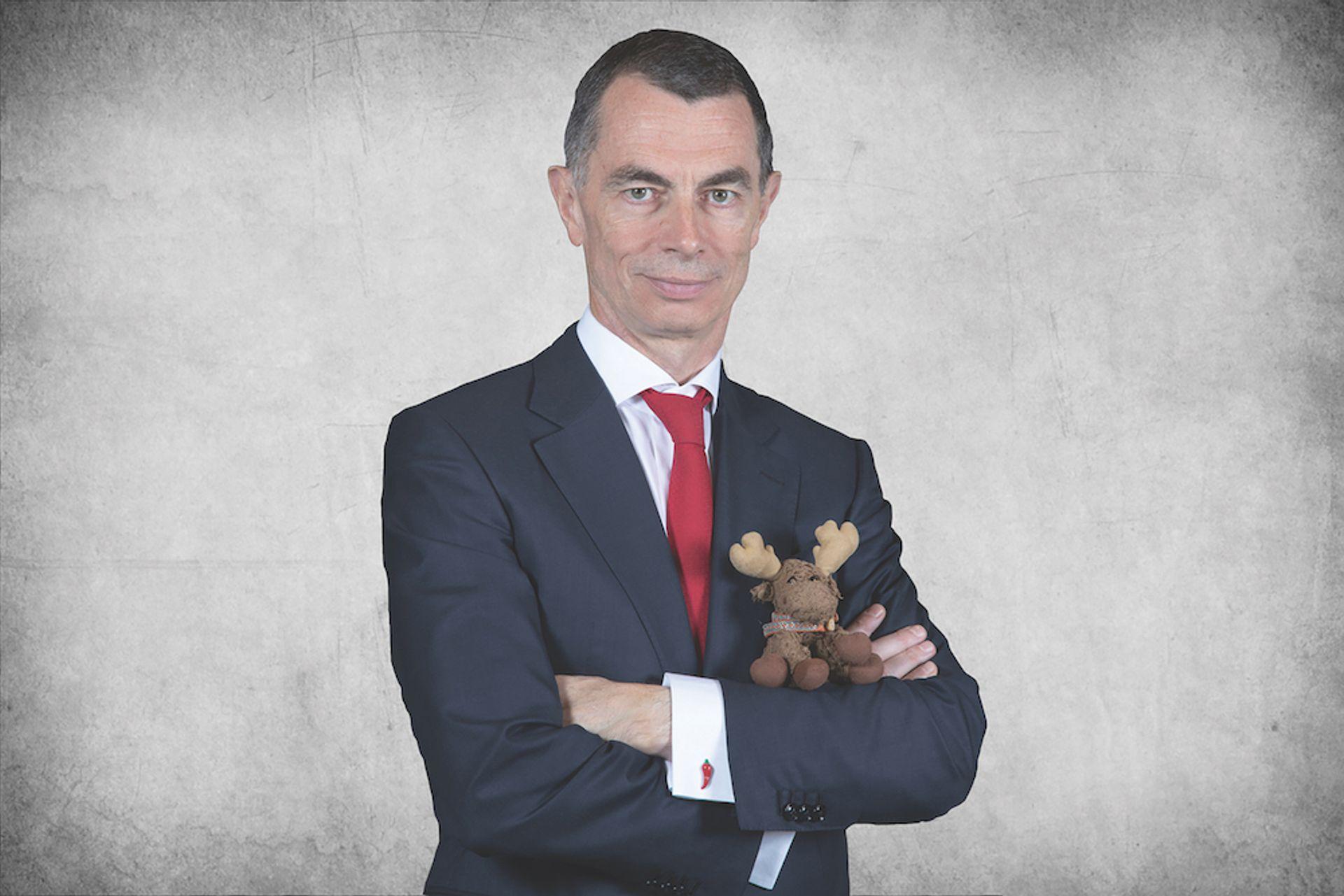 UniCredit's chief executive Jean Pierre Mustier UniCredit