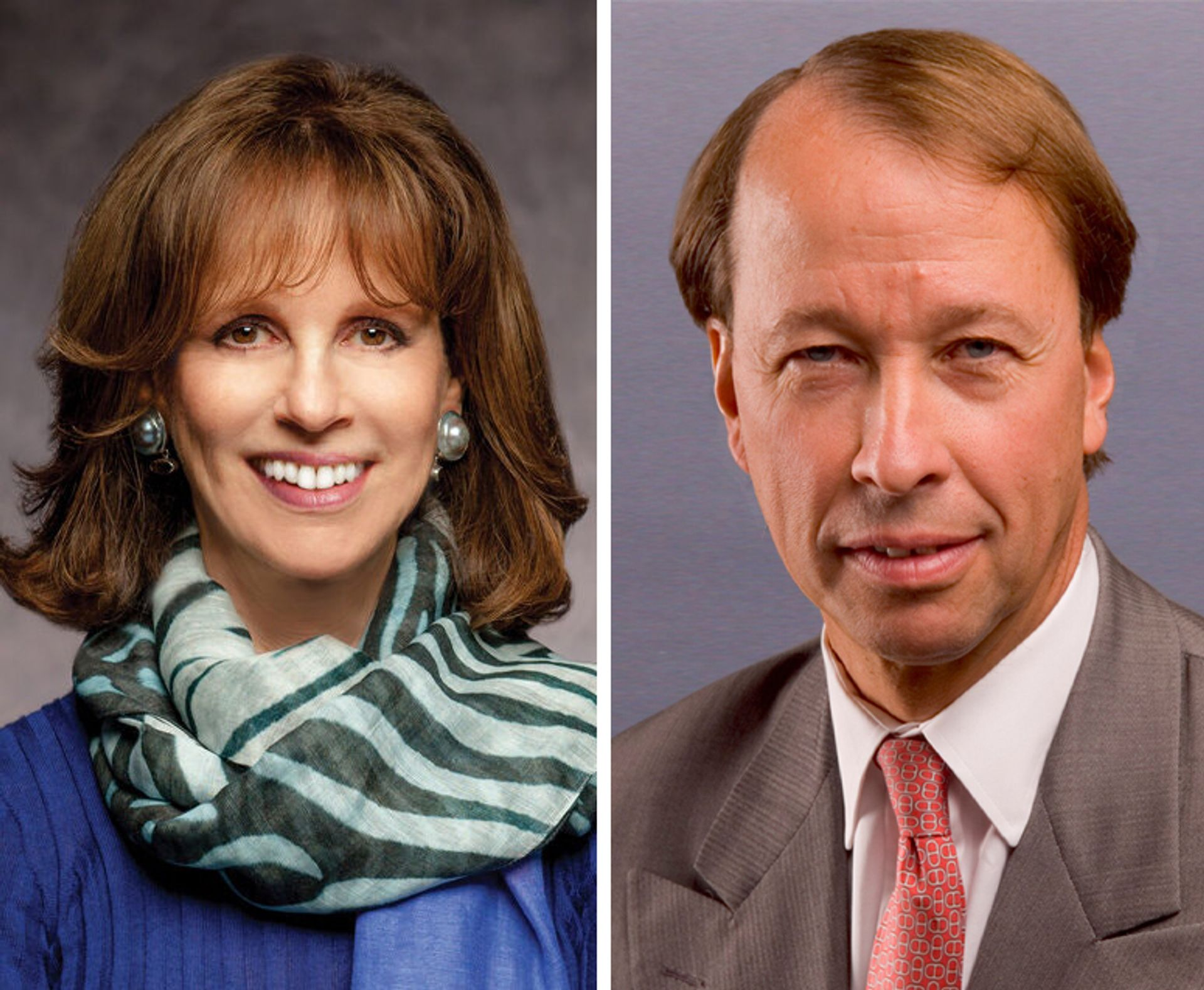 Candace K. Beinecke and Hamilton E. James will be co-chairs of the board The Metropolitan Museum of Art