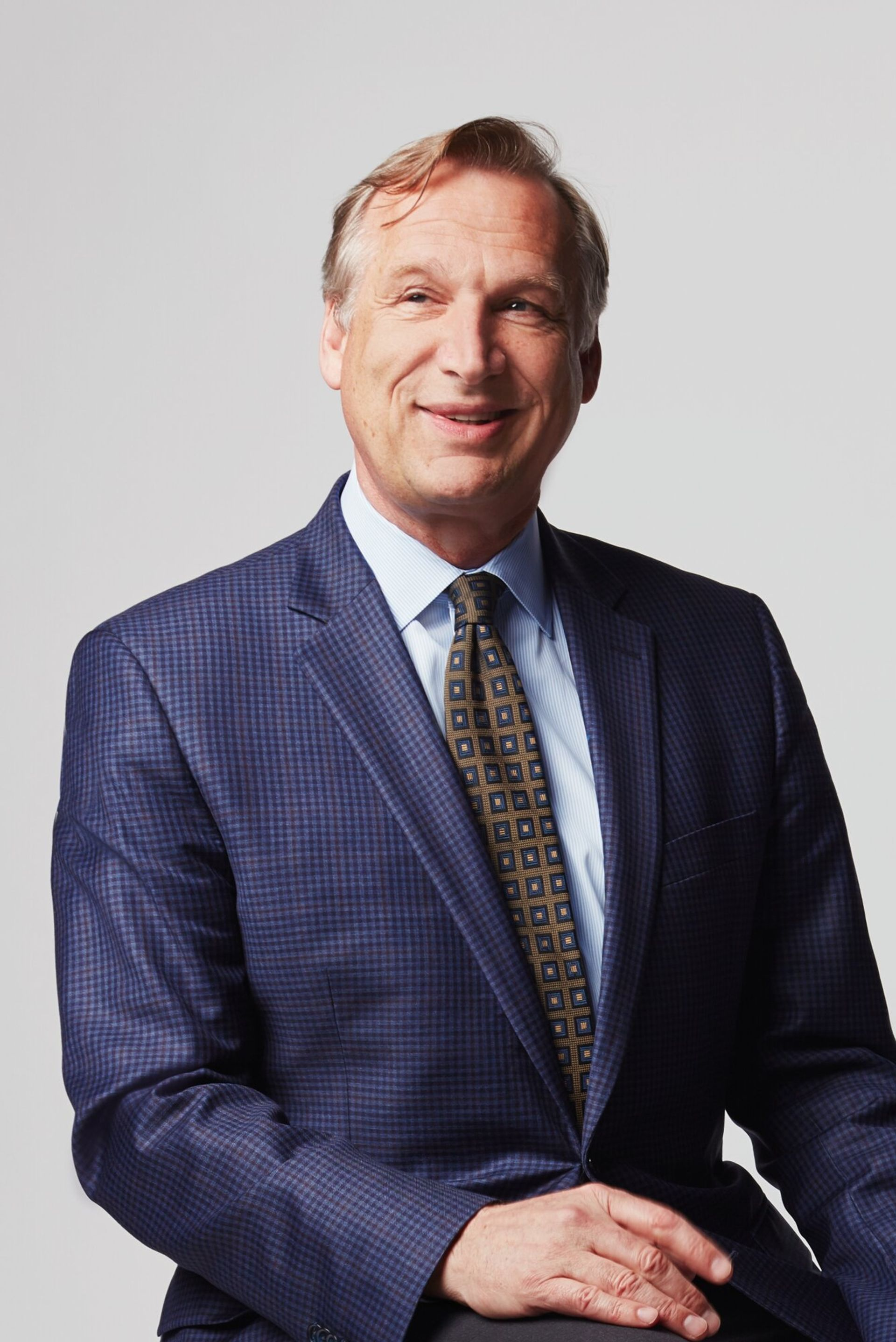 Timothy Rub, director and chief executive of the Philadelphia Museum of Art Elizabeth Leitzell, courtesy of the Philadelphia Museum of Art