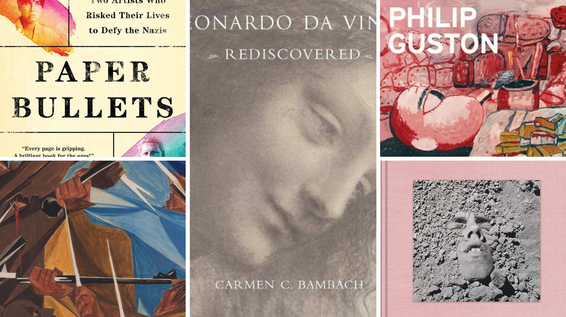 Some of the Art Newspaper staff's favourite books of the year