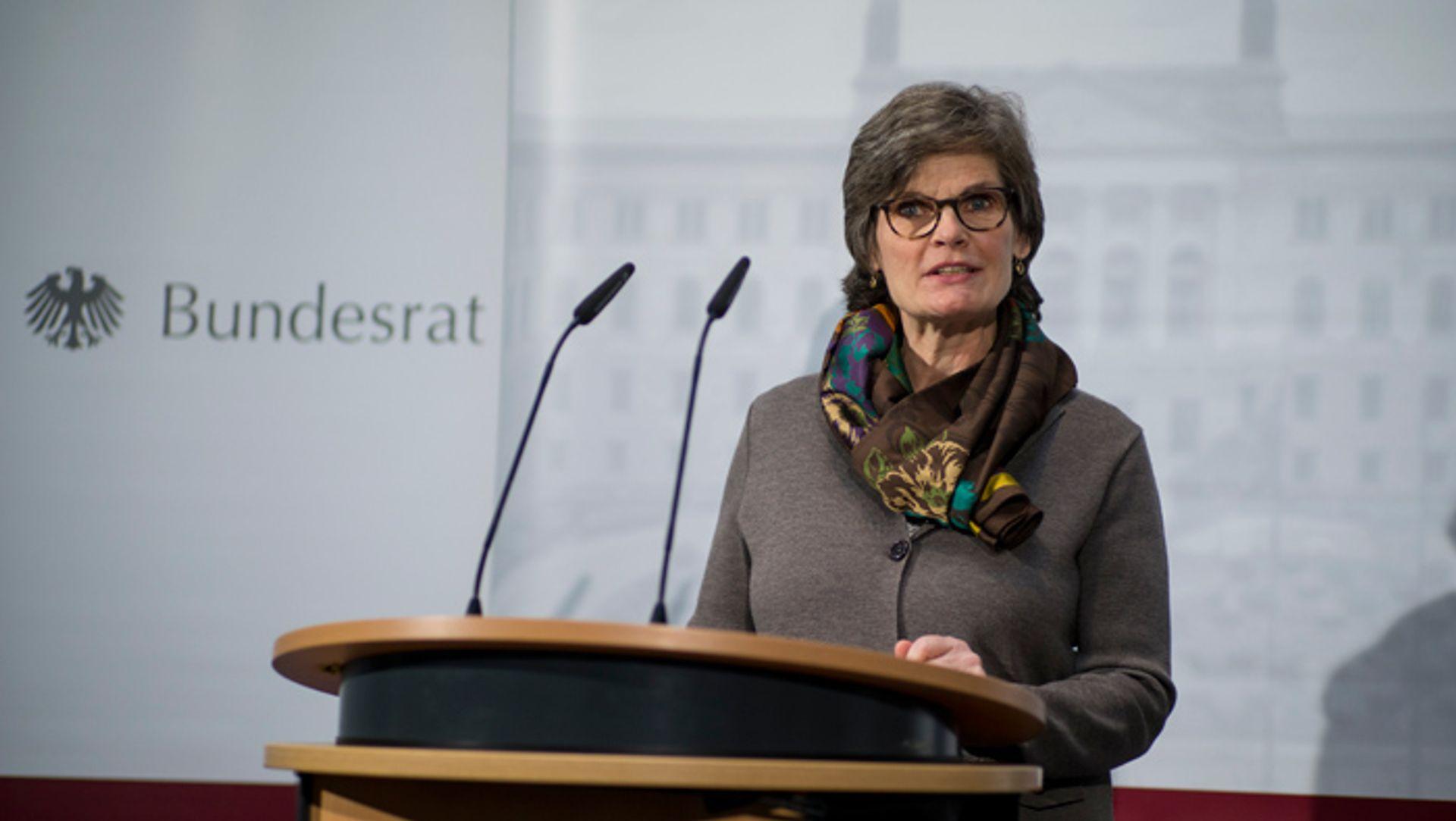 Annette Kulenkampff Bundesrat