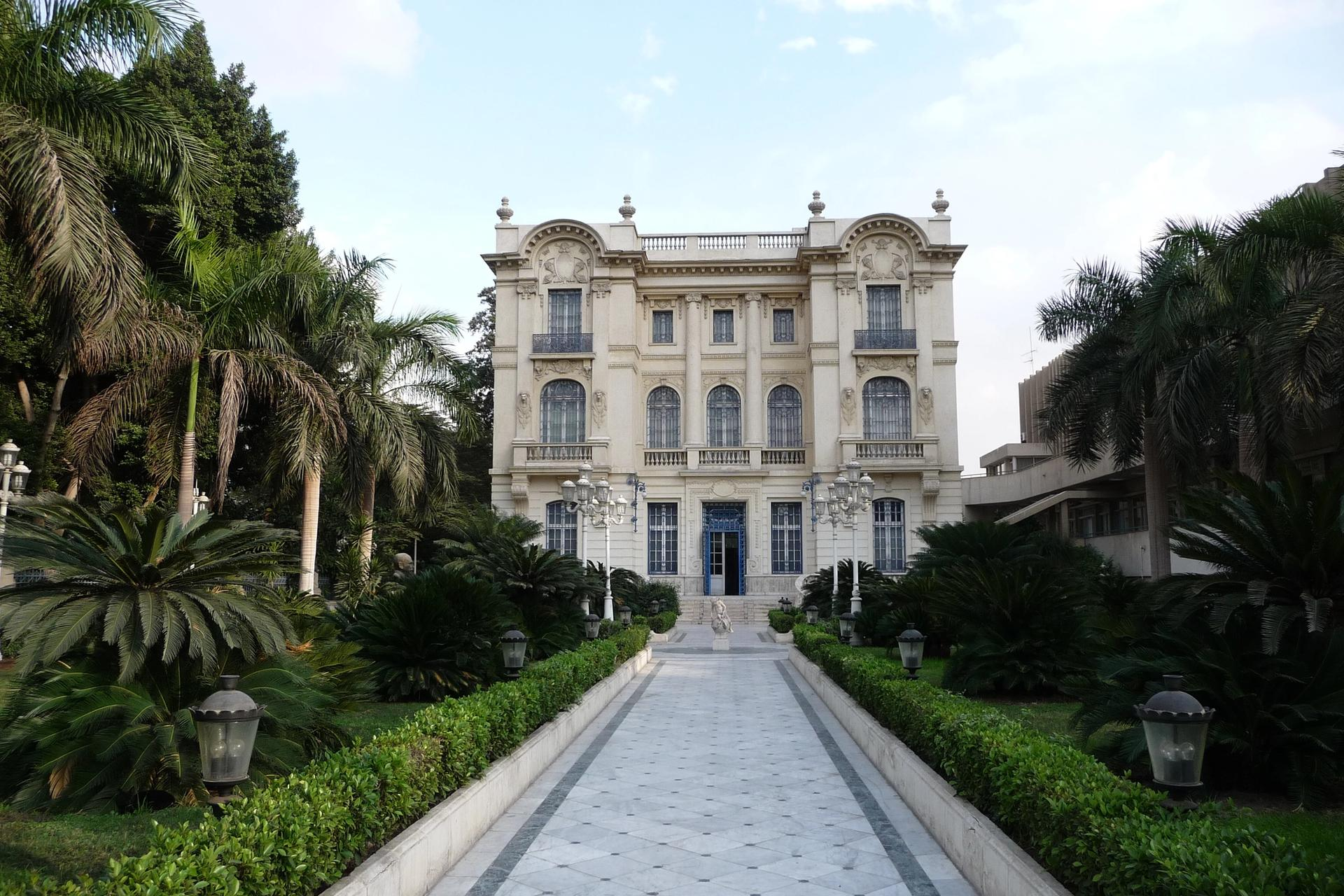 The Mr & Mrs Mohamed Mahmoud Khalil Museum in Cairo has reopened