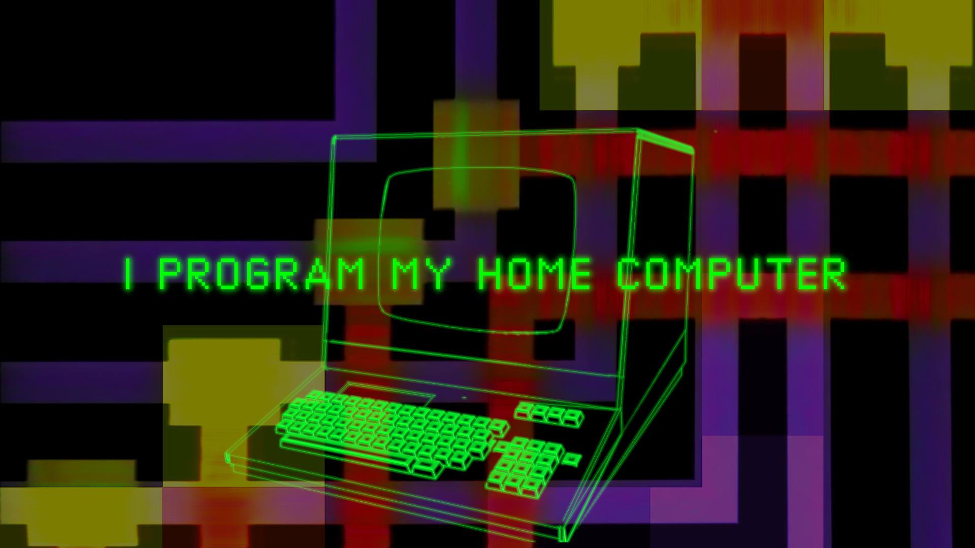 Kraftwerk, It's More Fun to Compute / Home Computer, film still Courtesy Kraftwerk, Sprüth Magers
