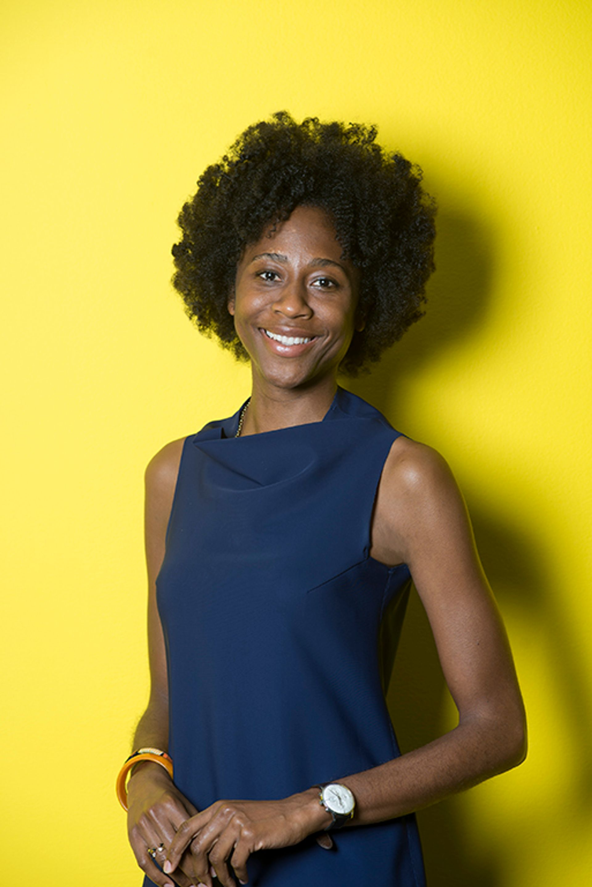 Naomi Beckwith, who will take over as deputy director and chief curator at the Solomon R. Guggenheim Museum in June Nathan Keay © MCA Chicago