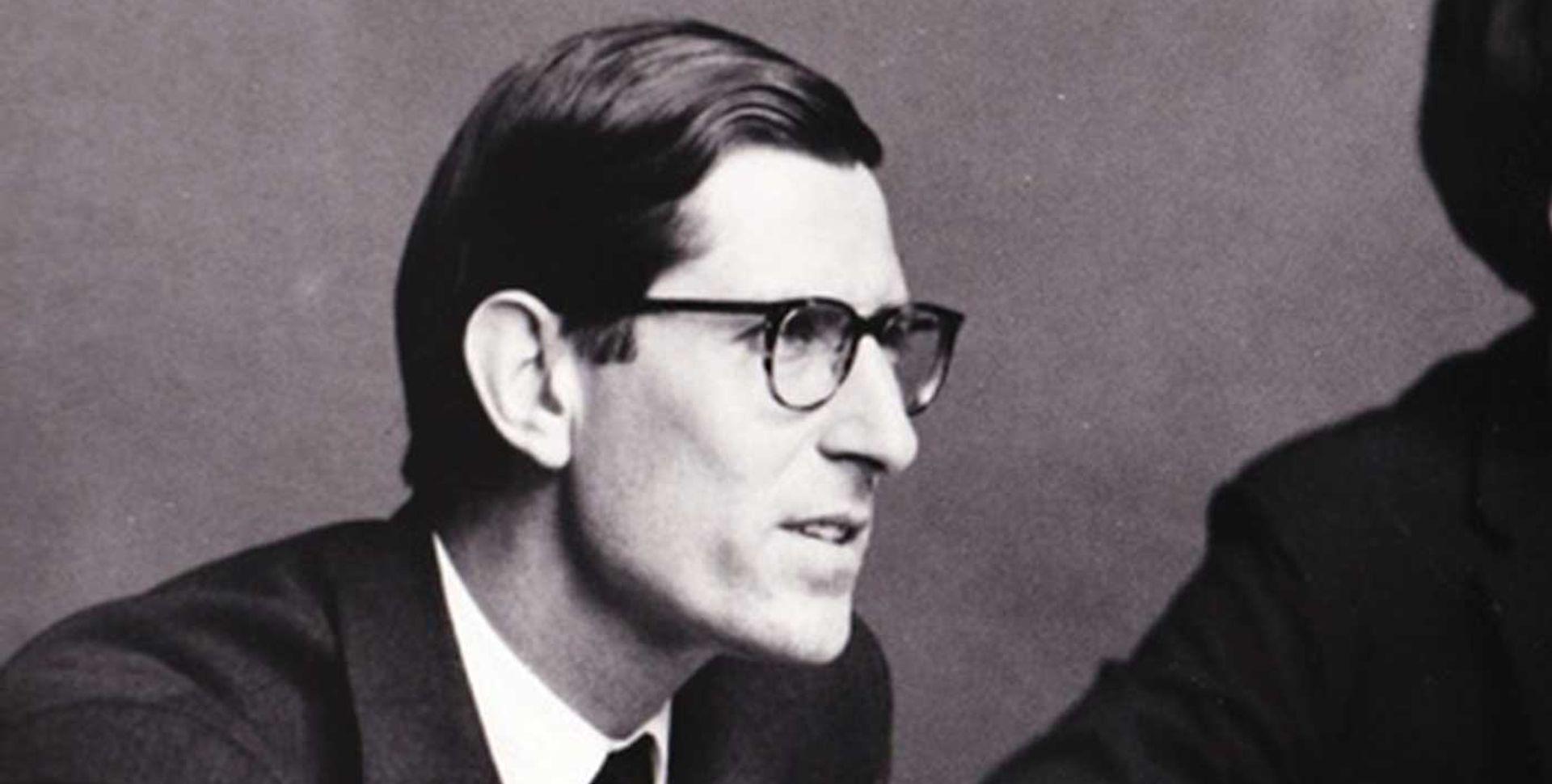 Peregrine Pollen, President of Parke-Bernet, New York 1966-72 Courtesy of Pollen family