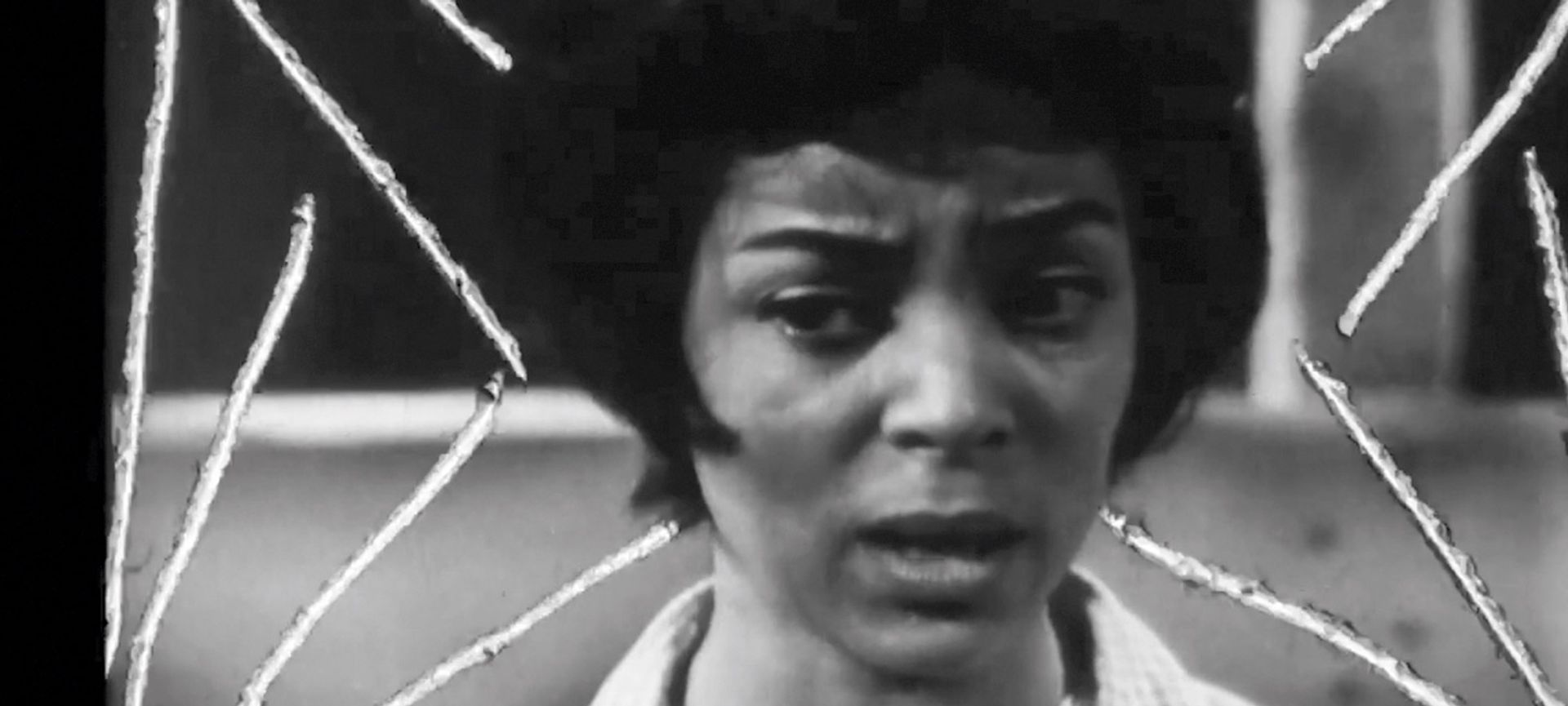 An Ecstatic Experience by Ja'Tovia Gary (2015) features civil rights activist Ruby Dee in therole of Fannie Moore, who tells the story of her family's enslavement An Ecstatic Experience by Ja'Tovia Gary (2015) features civil rights activist Ruby Dee in therole of Fannie Moore, who tells the story of her family's enslavement © Ja'Tovia Gary, courtesy Barbican Centre