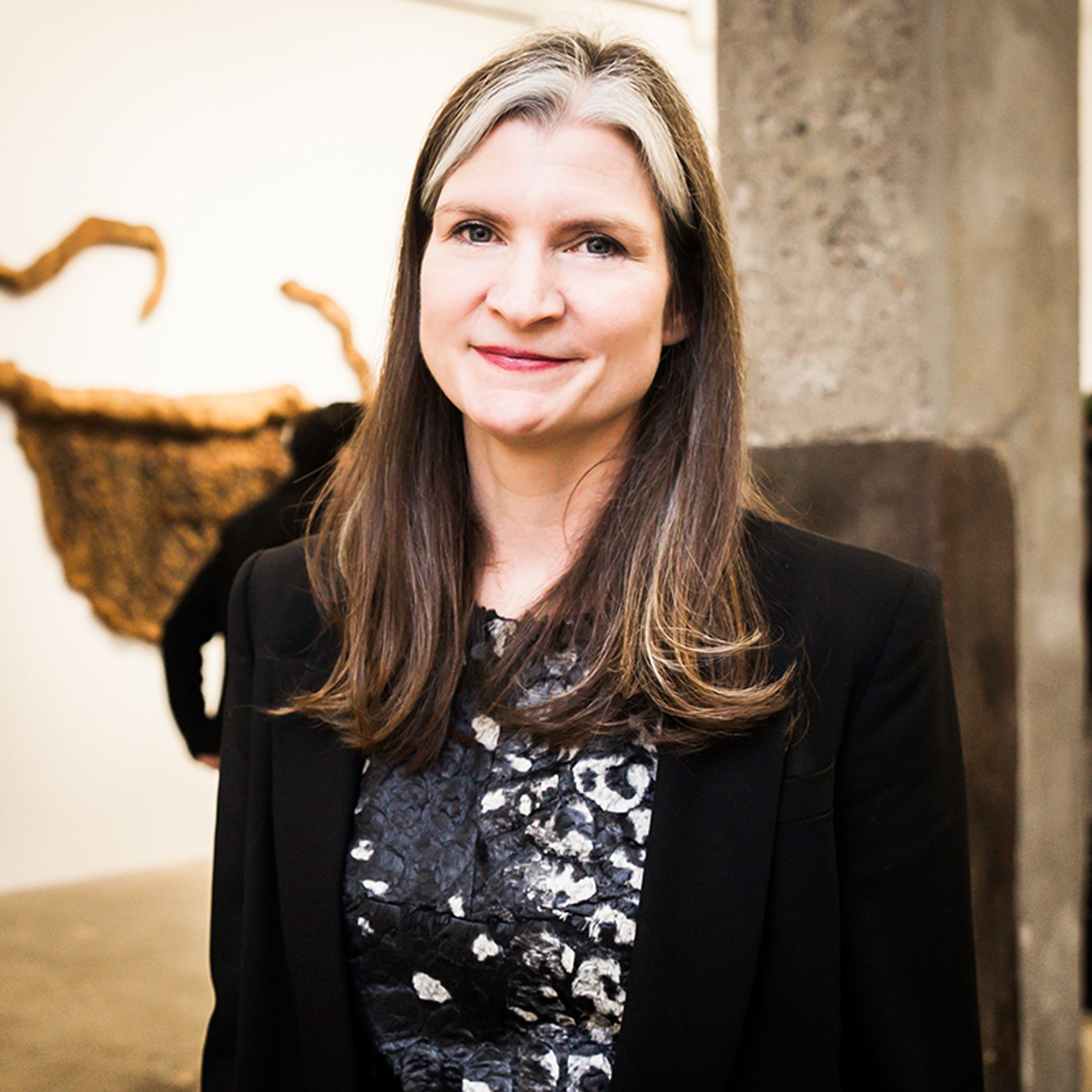 Mary Ceruti will join the Walker Art Center as executive director in January Photo: Sam Deitch; courtesy of BFA