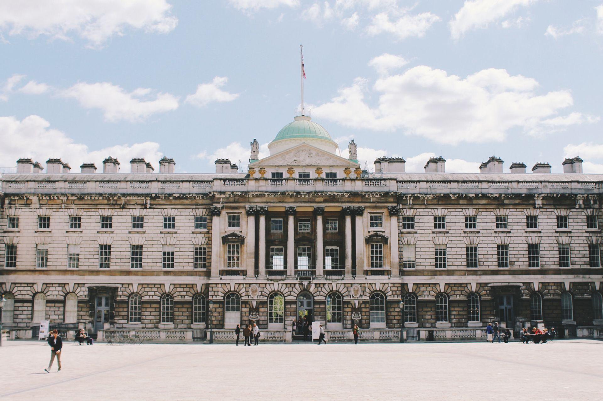 Somerset House, London © Robert Bye