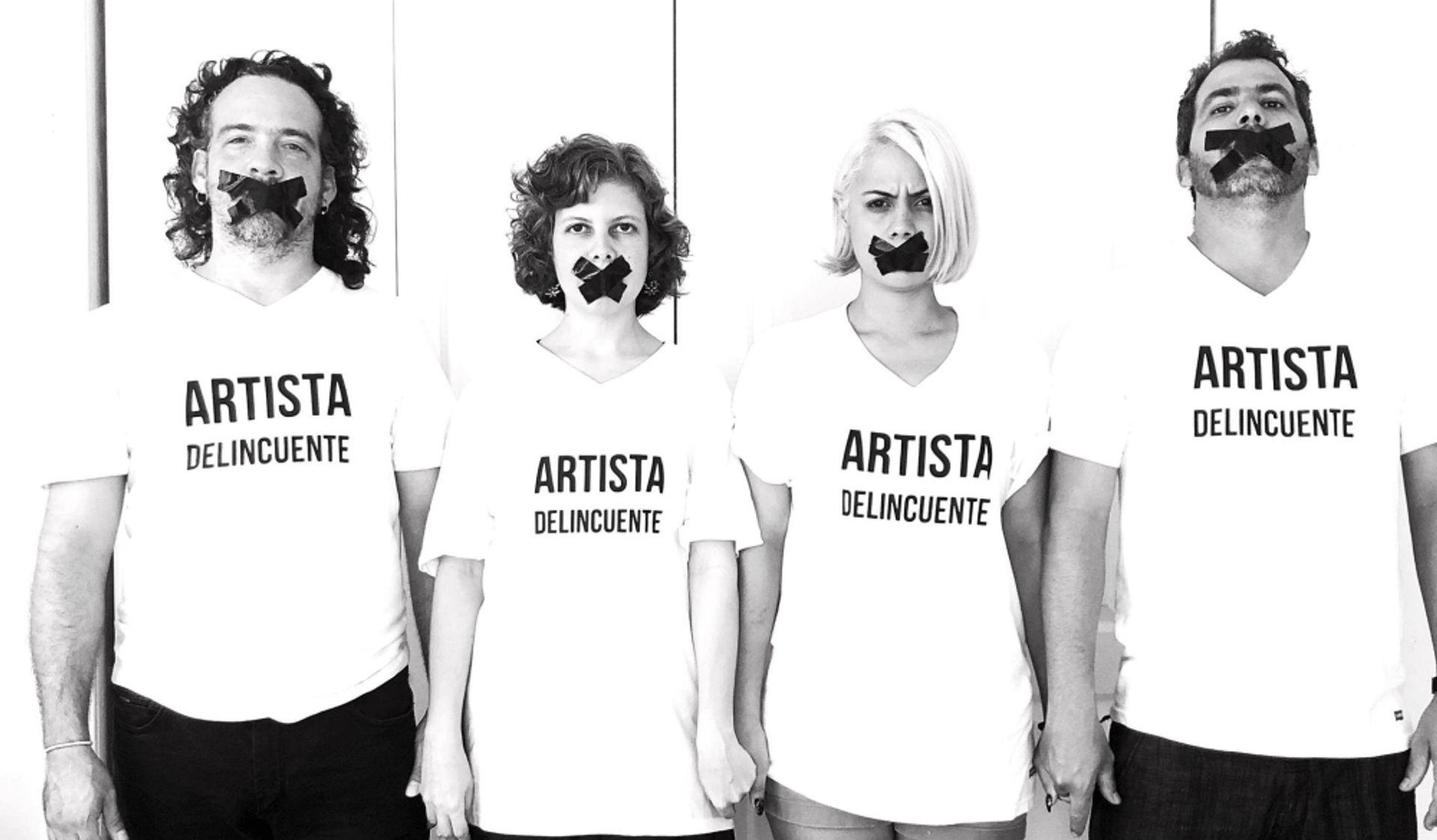 Artists protesting repression of creativity in Cuba Cubalex